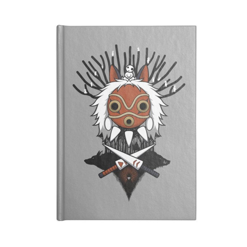 Guardians of the Forest Accessories Notebook by Pigboom's Artist Shop