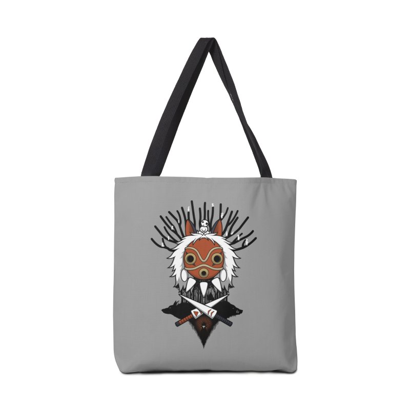 Guardians of the Forest Accessories Bag by Pigboom's Artist Shop