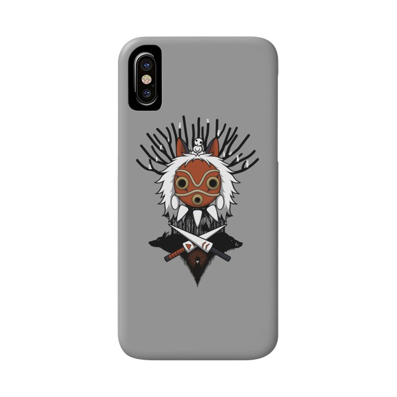 Guardians of the Forest Accessories Phone Case by Pigboom's Artist Shop