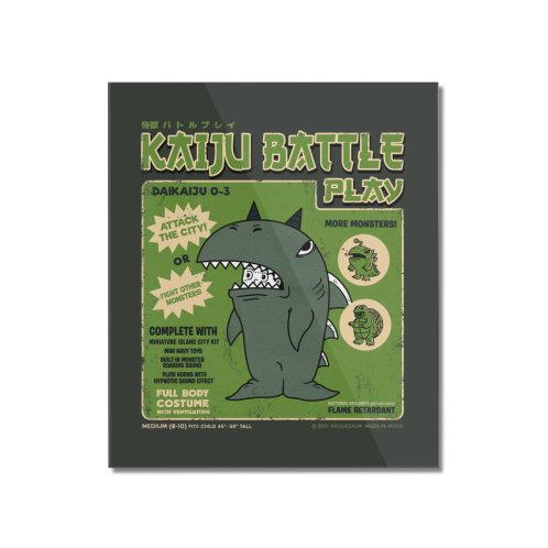image for Kaiju Battle Play 03
