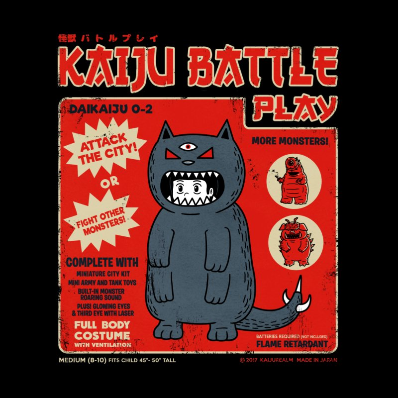 Kaiju Battle Play 02 by Pigboom's Artist Shop