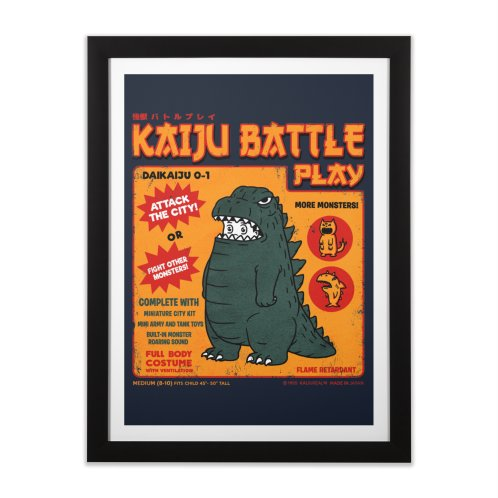 image for Kaiju Battle Play 01