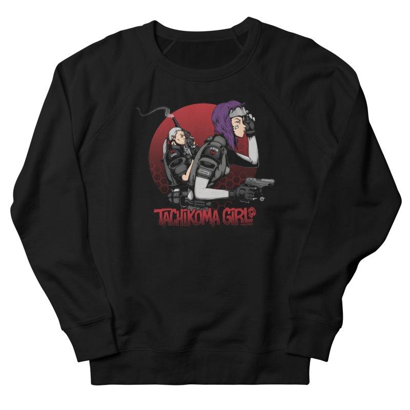 Tachikoma Girl 2.0 Women's Sweatshirt by Pigboom's Artist Shop
