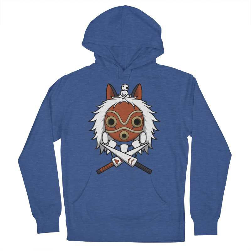 Forest Protector Women's Pullover Hoody by Pigboom's Artist Shop