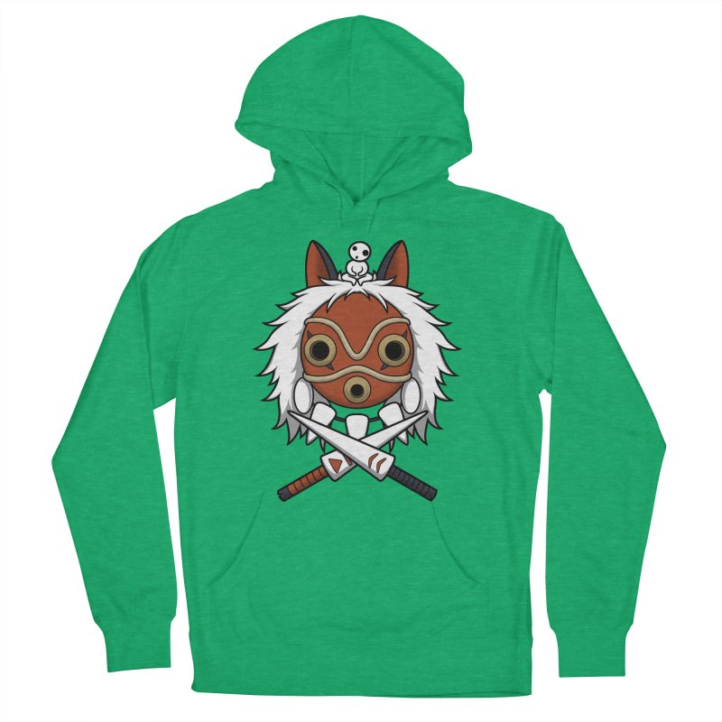 Forest Protector Men's Pullover Hoody by Pigboom's Artist Shop