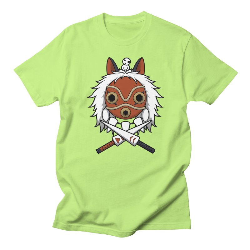 Forest Protector Women's Unisex T-Shirt by Pigboom's Artist Shop