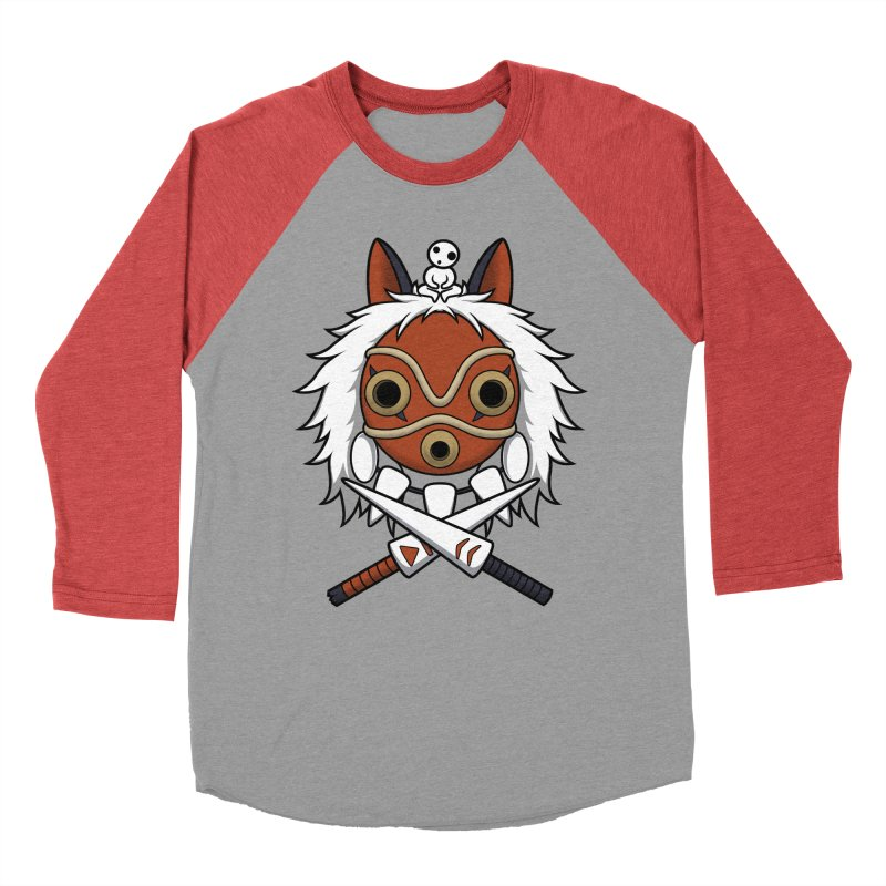 Forest Protector Men's Baseball Triblend T-Shirt by Pigboom's Artist Shop
