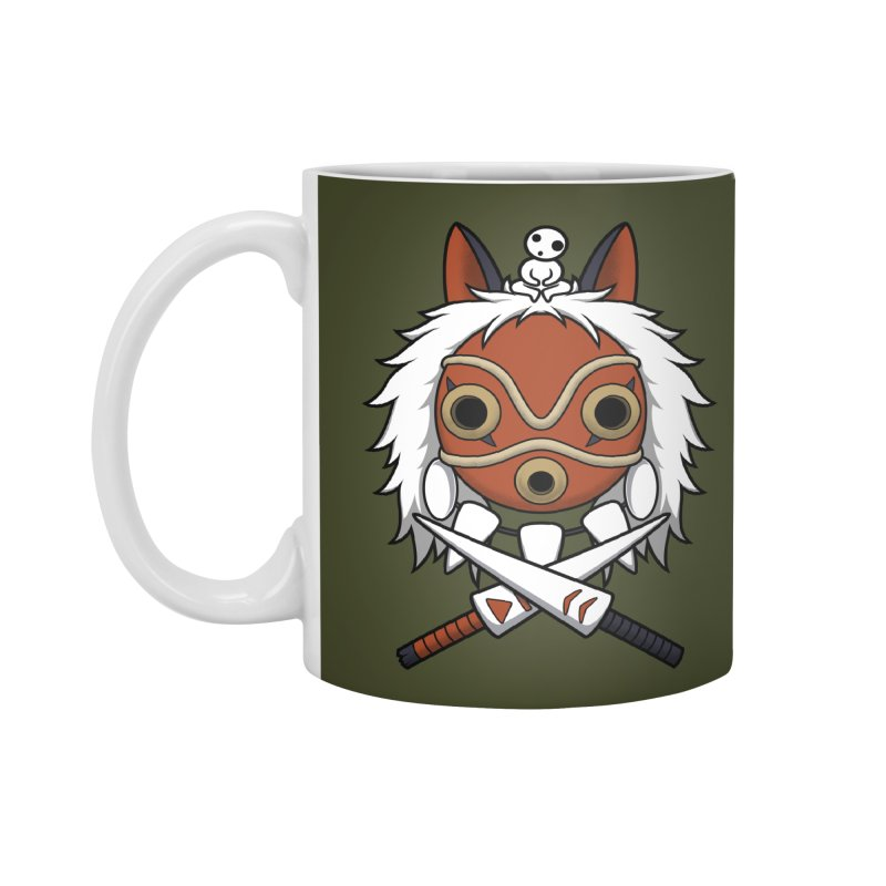 Forest Protector Accessories Mug by Pigboom's Artist Shop