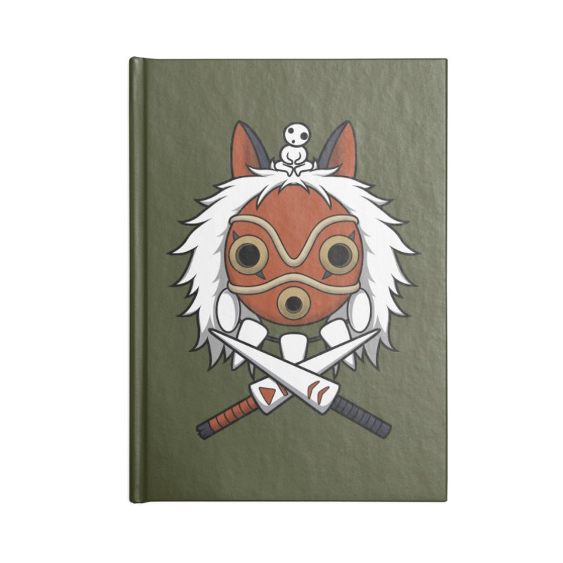 Forest Protector Accessories Notebook by Pigboom's Artist Shop