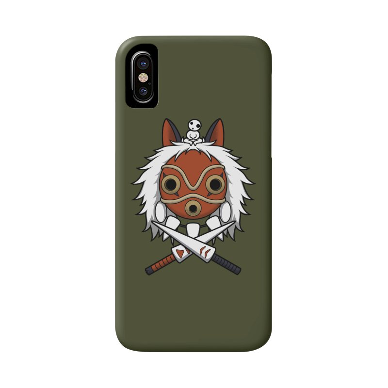 Forest Protector Accessories Phone Case by Pigboom's Artist Shop