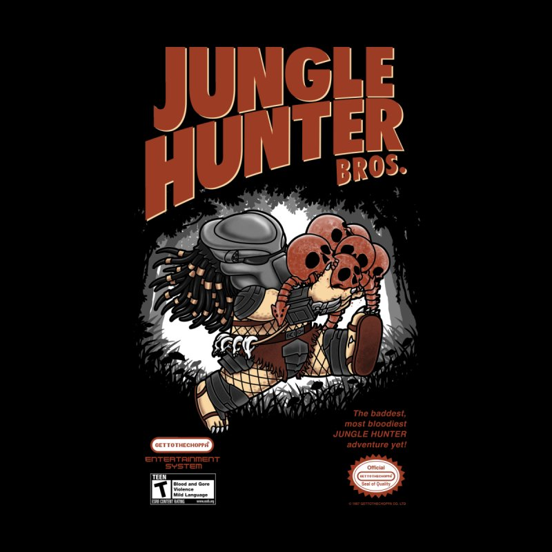Super Jungle Hunter Bros. by Pigboom's Artist Shop