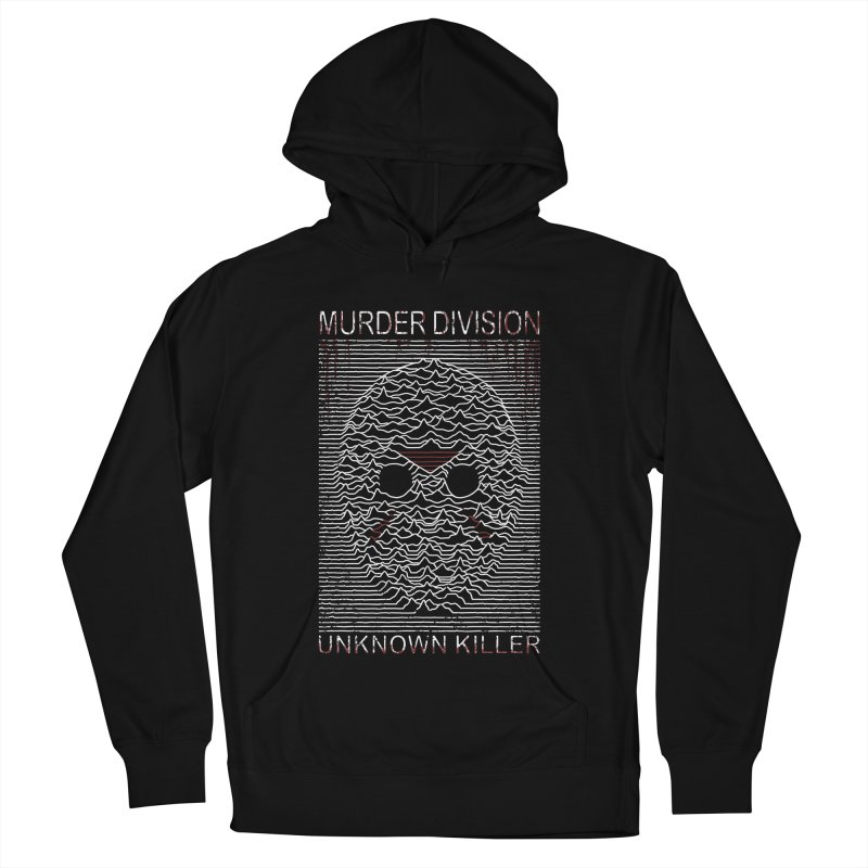 Murder Division Men's Pullover Hoody by Pigboom's Artist Shop