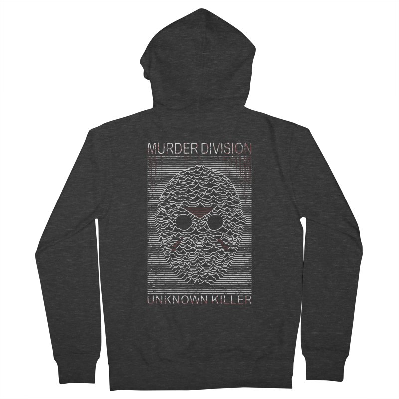 Murder Division Women's Zip-Up Hoody by Pigboom's Artist Shop