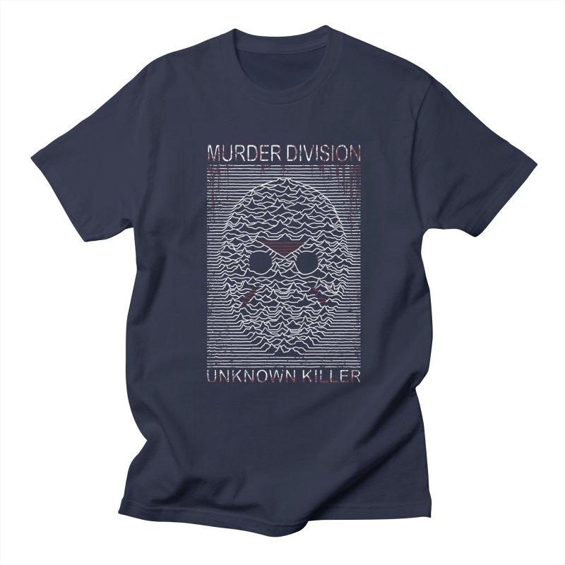 Murder Division Men's T-shirt by Pigboom's Artist Shop