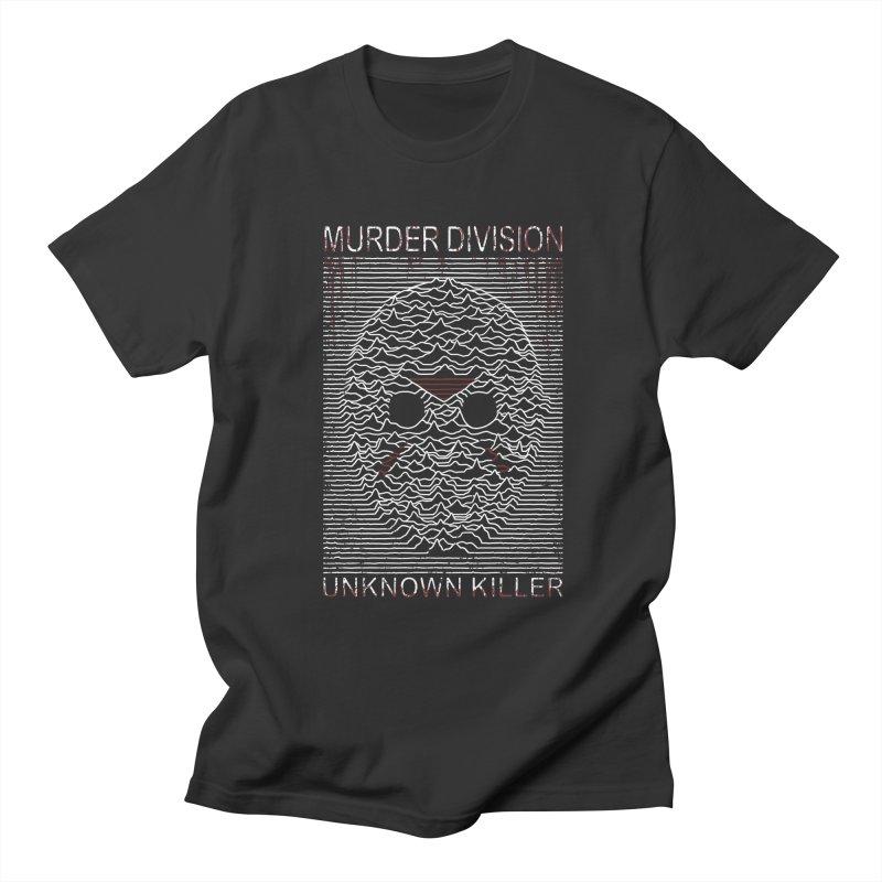 Murder Division Women's Unisex T-Shirt by Pigboom's Artist Shop