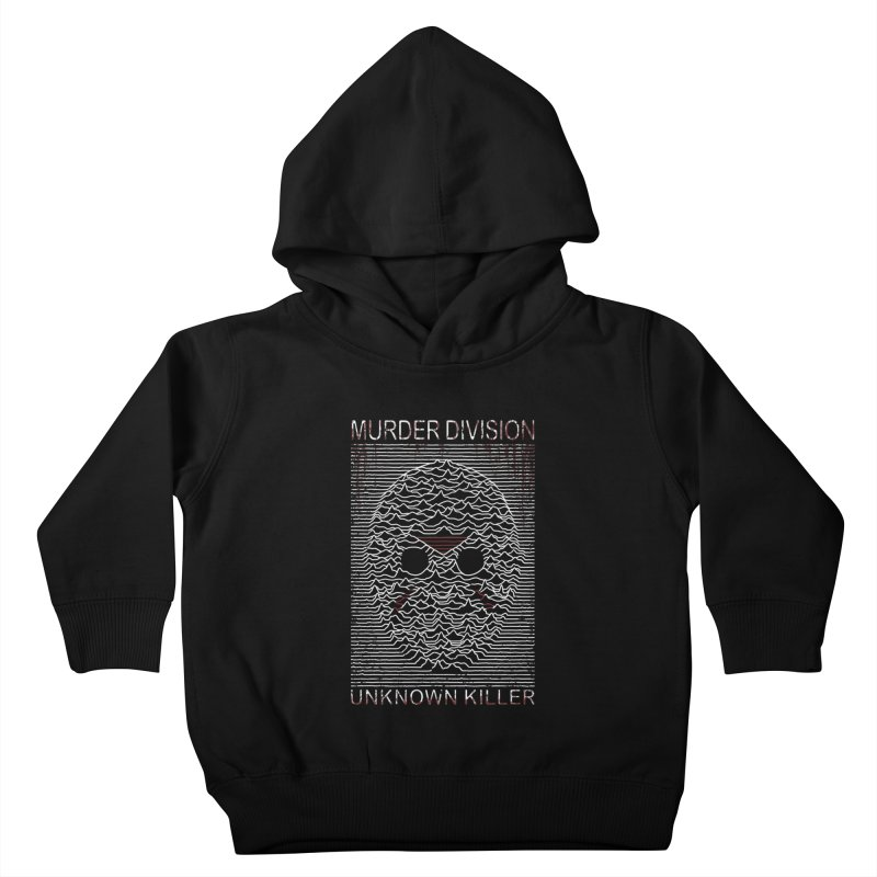 Murder Division Kids Toddler Pullover Hoody by Pigboom's Artist Shop