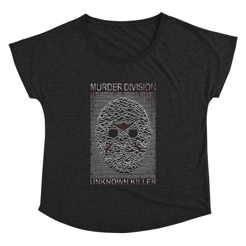 Murder Division Women's Dolman by Pigboom's Artist Shop