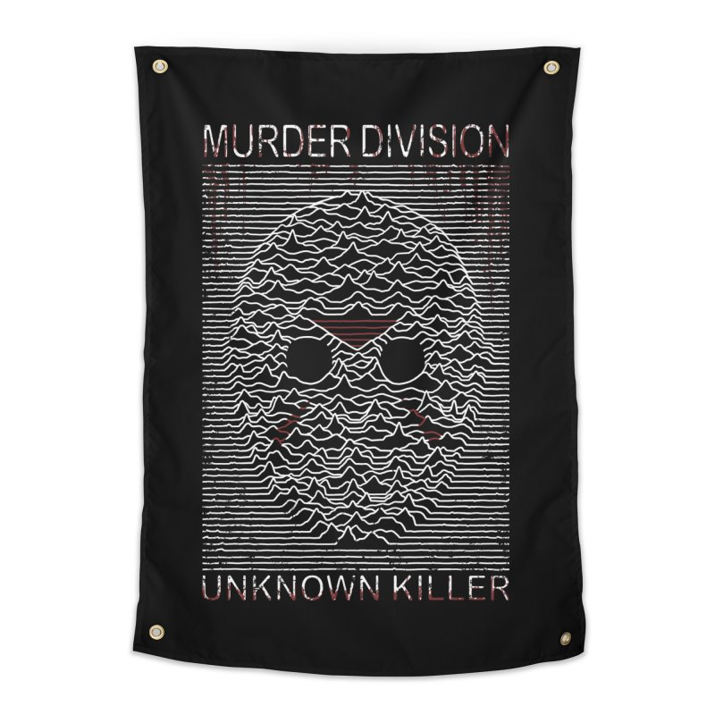 Murder Division Home Tapestry by Pigboom's Artist Shop