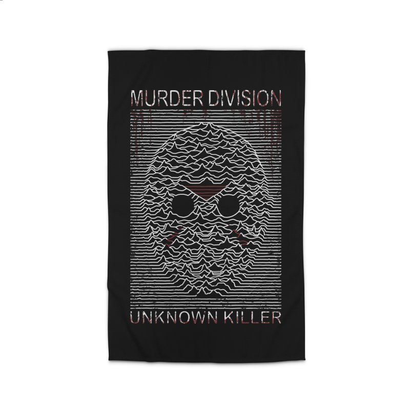 Murder Division Home Rug by Pigboom's Artist Shop