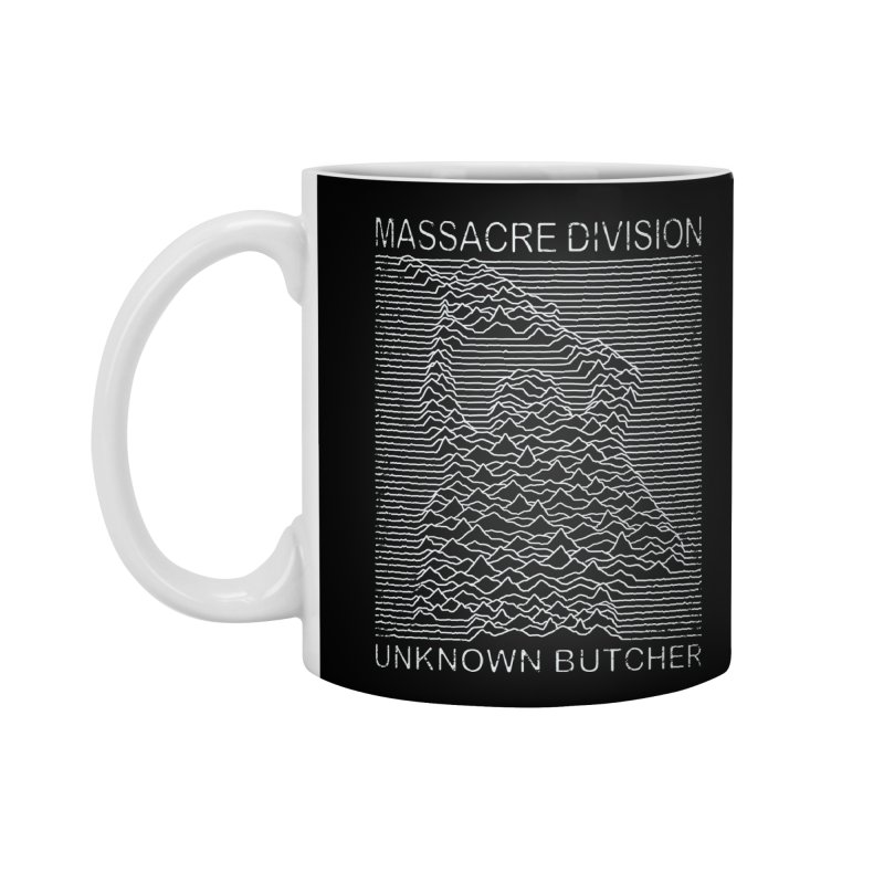 Massacre Division Accessories Mug by Pigboom's Artist Shop