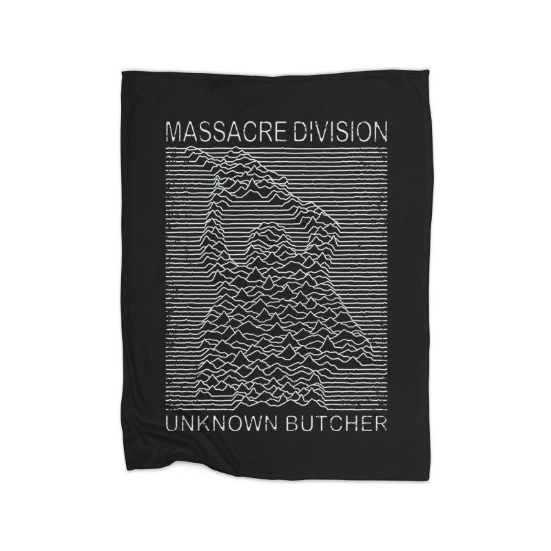 Massacre Division Home Blanket by Pigboom's Artist Shop