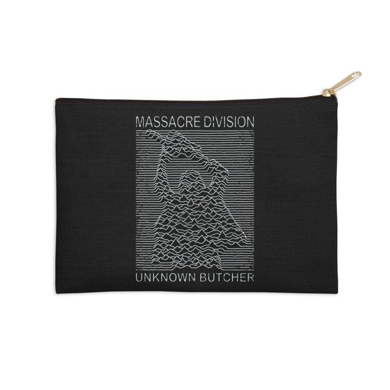 Massacre Division Accessories Zip Pouch by Pigboom's Artist Shop