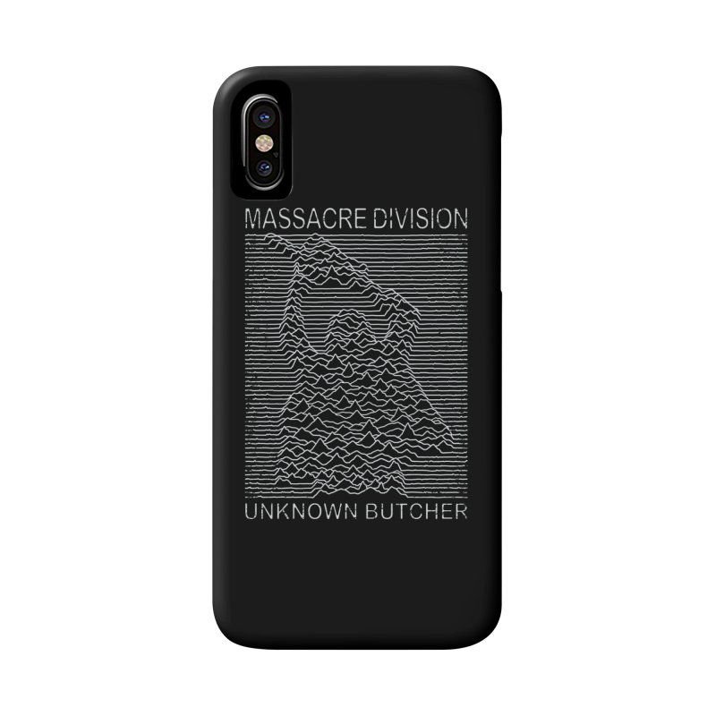 Massacre Division Accessories Phone Case by Pigboom's Artist Shop