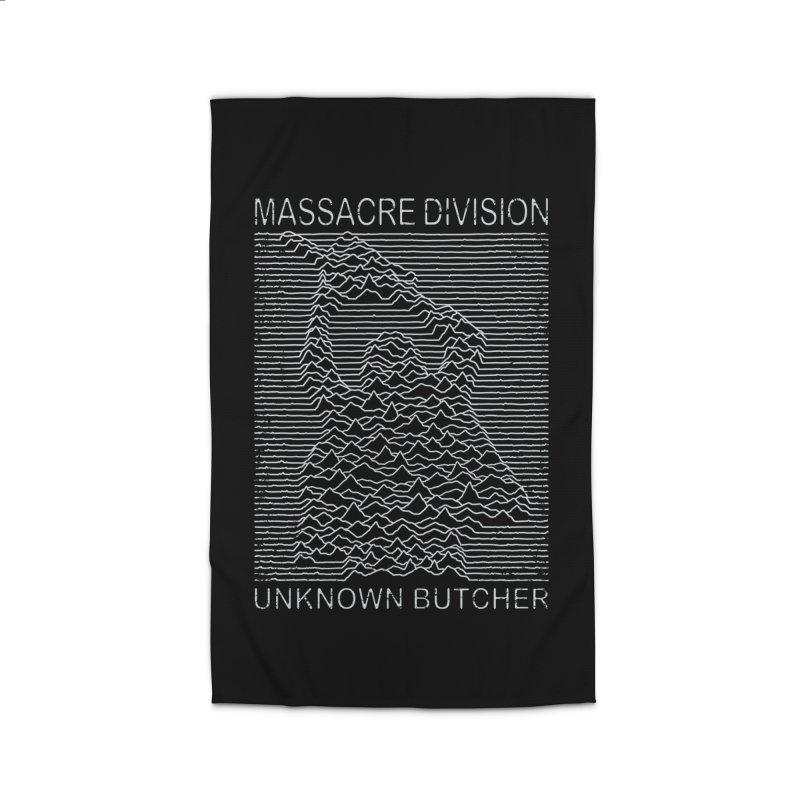 Massacre Division Home Rug by Pigboom's Artist Shop