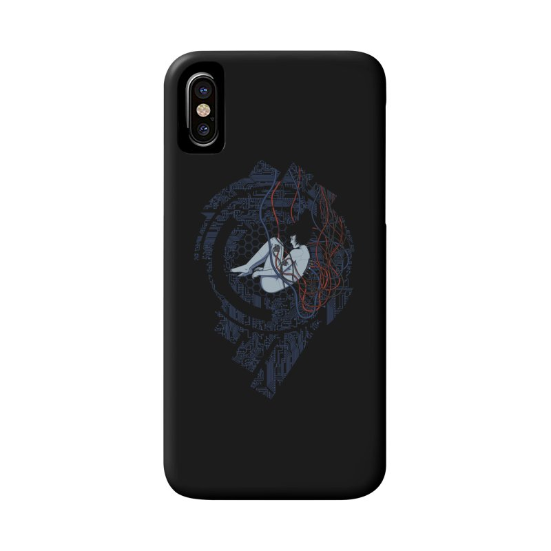 Wired Existence Accessories Phone Case by Pigboom's Artist Shop
