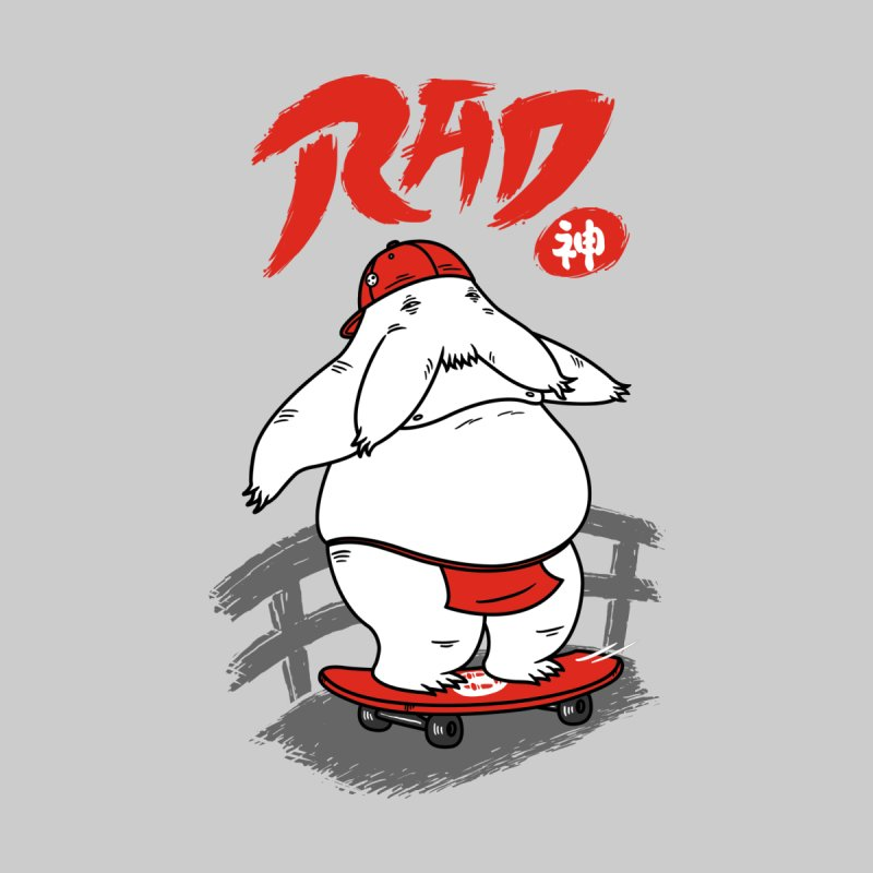 Rad Spirit Men's Pullover Hoody by Pigboom's Artist Shop