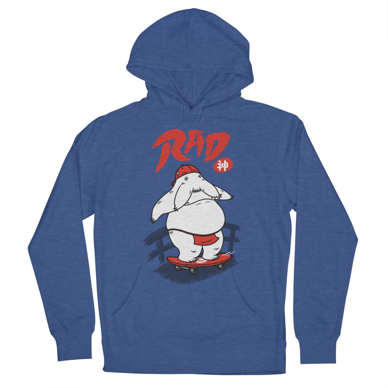 Rad Spirit Men's Pullover Hoody by Pigboom's Artist Shop