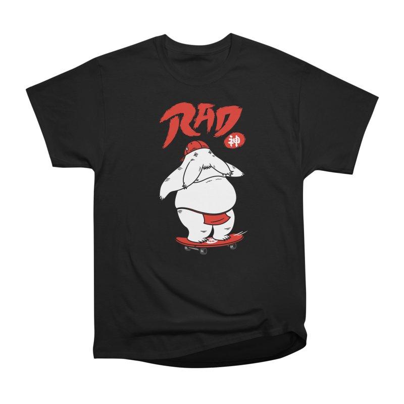 Rad Spirit Men's Classic T-Shirt by Pigboom's Artist Shop