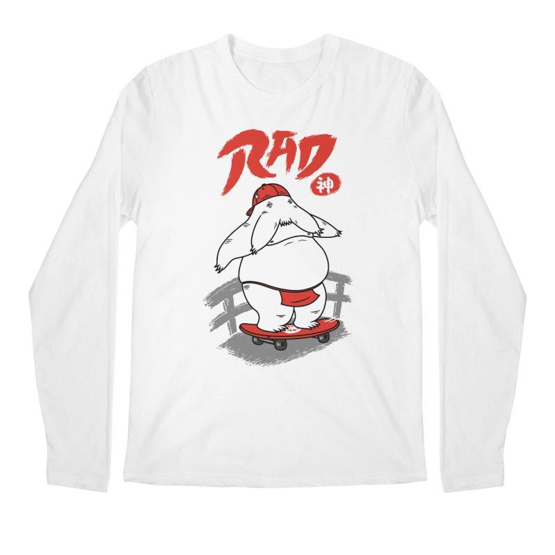 Rad Spirit Men's Longsleeve T-Shirt by Pigboom's Artist Shop