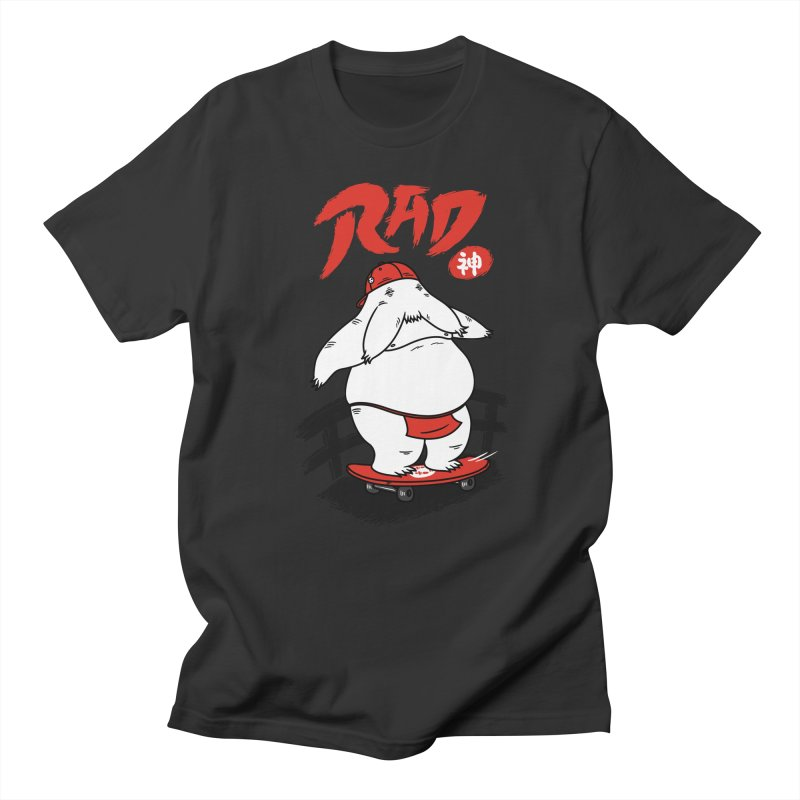 Rad Spirit Women's Unisex T-Shirt by Pigboom's Artist Shop