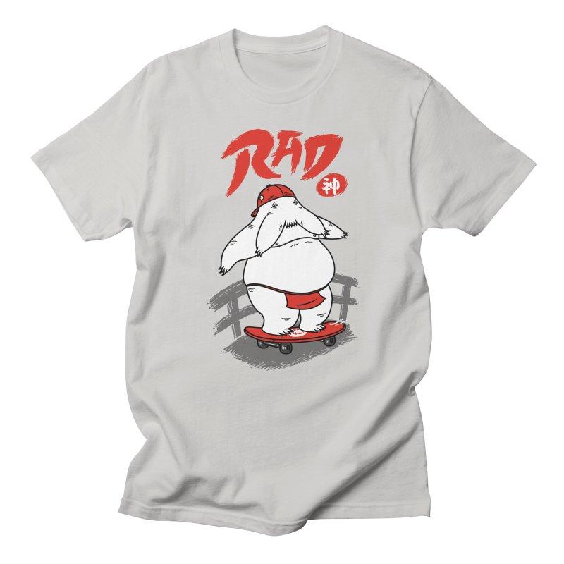 Rad Spirit Men's T-Shirt by Pigboom's Artist Shop