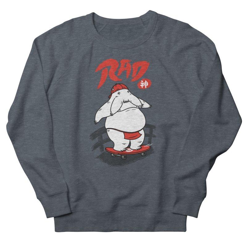 Rad Spirit Women's Sweatshirt by Pigboom's Artist Shop