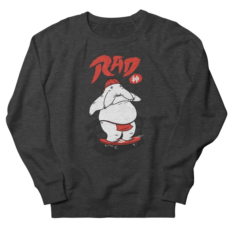 Rad Spirit Men's Sweatshirt by Pigboom's Artist Shop