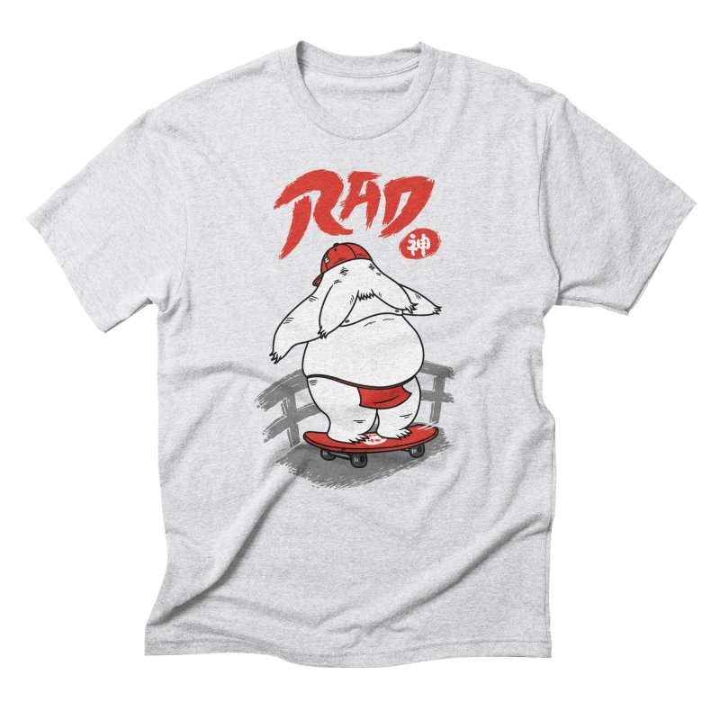 Rad Spirit Men's Triblend T-Shirt by Pigboom's Artist Shop