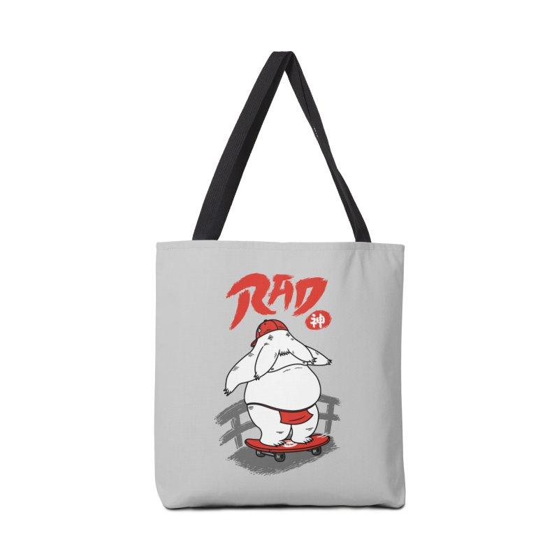 Rad Spirit Accessories Bag by Pigboom's Artist Shop