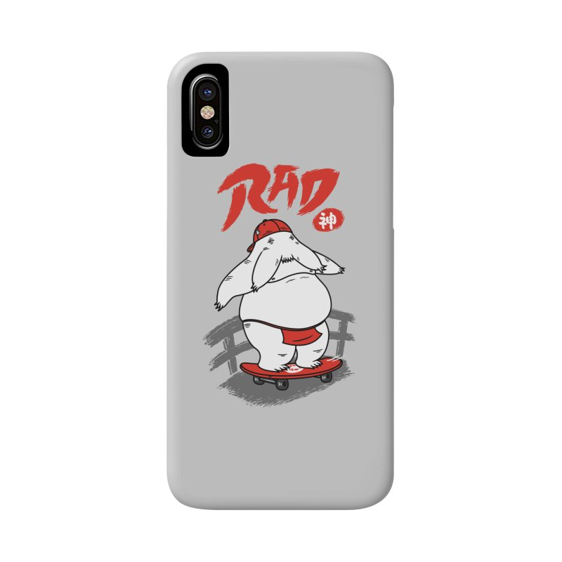 Rad Spirit Accessories Phone Case by Pigboom's Artist Shop