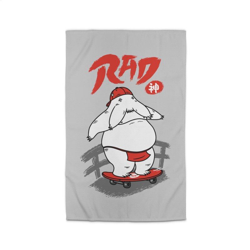 Rad Spirit Home Rug by Pigboom's Artist Shop