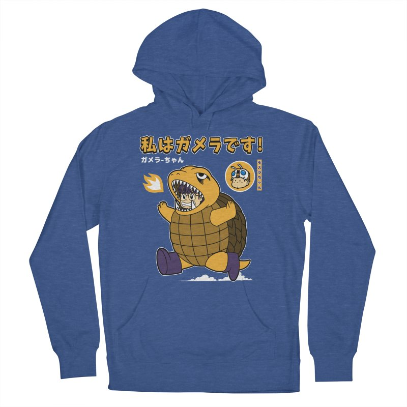 Kaiju Play Women's Pullover Hoody by Pigboom's Artist Shop