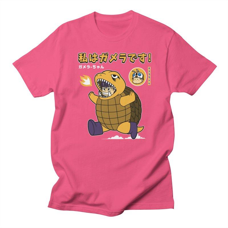 Kaiju Play Women's Unisex T-Shirt by Pigboom's Artist Shop