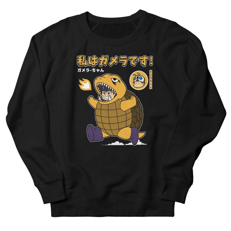 Kaiju Play Women's Sweatshirt by Pigboom's Artist Shop