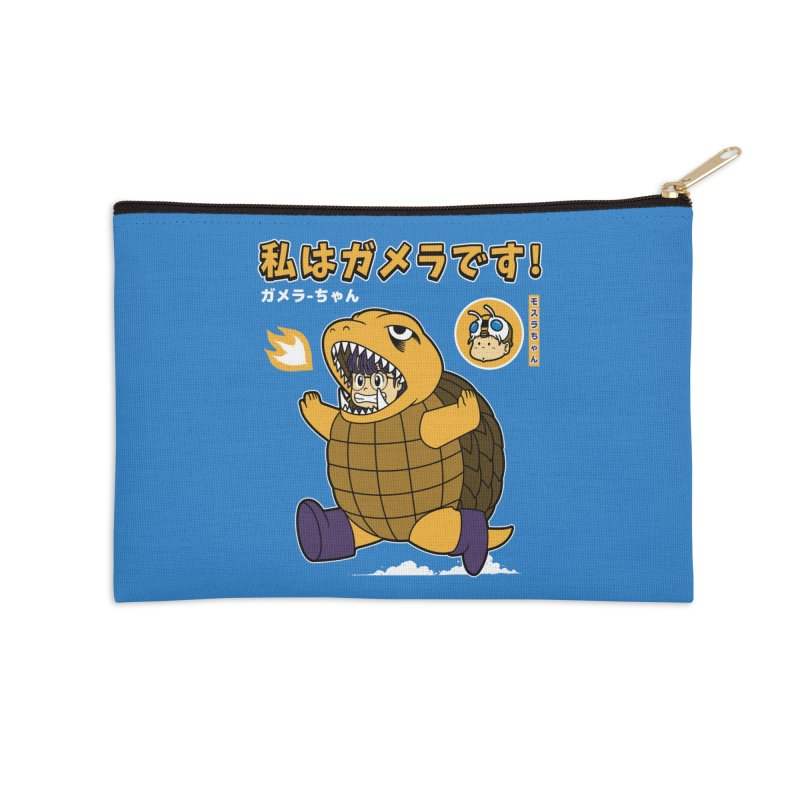 Kaiju Play Accessories Zip Pouch by Pigboom's Artist Shop