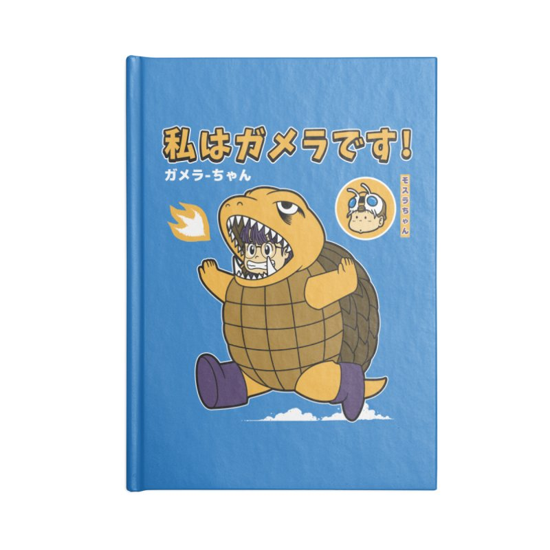 Kaiju Play Accessories Notebook by Pigboom's Artist Shop