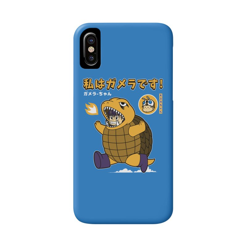 Kaiju Play Accessories Phone Case by Pigboom's Artist Shop