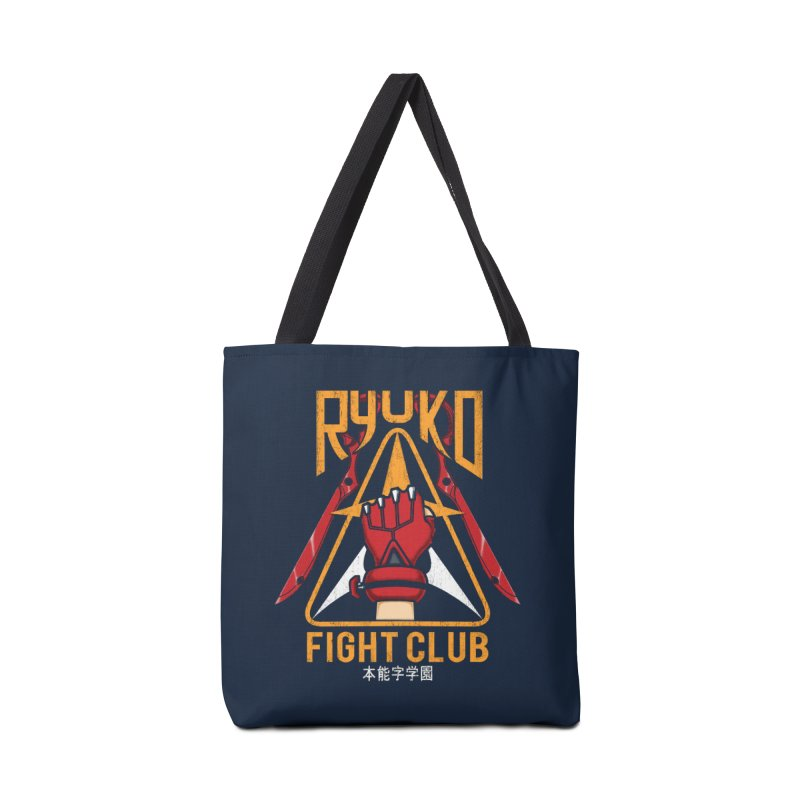 Honnouji Academy Fight Club Accessories Bag by Pigboom's Artist Shop