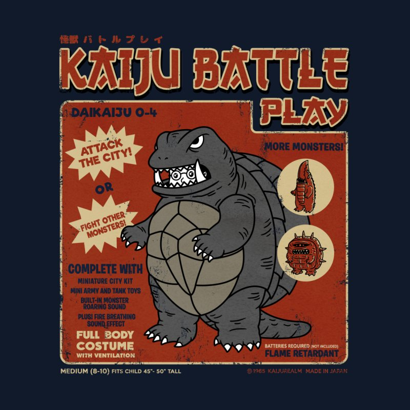 Kaiju Battle Player 04 by Pigboom's Artist Shop