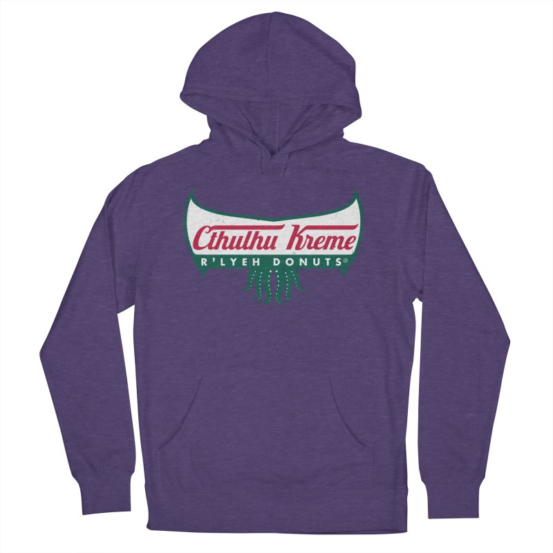 R'lyeh Donuts Women's Pullover Hoody by Pigboom's Artist Shop